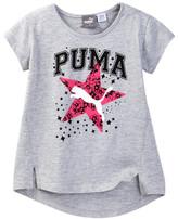 Puma Star Tee (Little Girls)