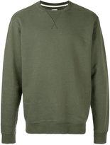 Edwin classic crew neck sweatshirt