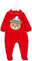 Moschino Kids Teddy Bear print pyjamas