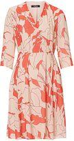 Vera Mont Printed chiffon dress