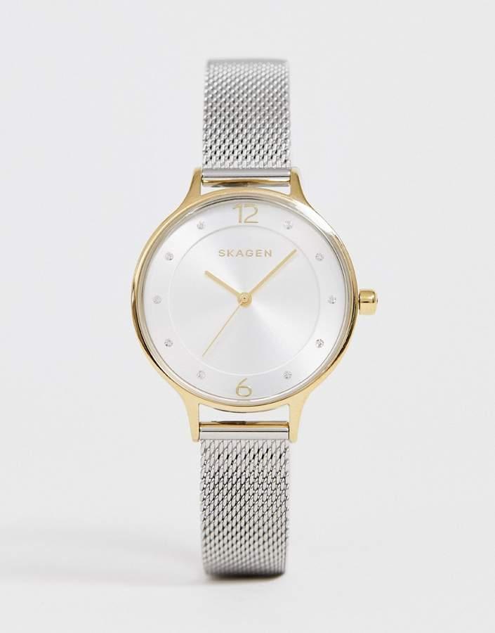 3c9256487 Skagen Silver Watches For Men - ShopStyle UK