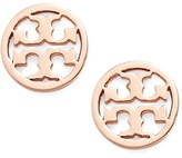 Tory Burch Women's Circle Logo Stud Earrings