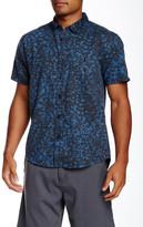 Quiksilver Splat Short Sleeve Modern Fit Shirt