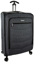 "Traveler's Choice Silverwood 30"" Softside Spinner Luggage"