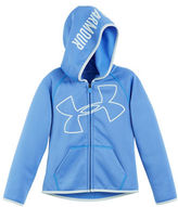 Under Armour Girls 2-6x Long Sleeve Hooded Jacket