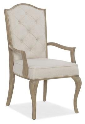 Hooker Furniture Modern Romance Upholstered Dining Chair (Set of 2