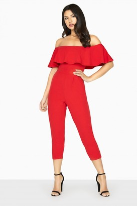 Girls On Film Rita Bardot Jumpsuit