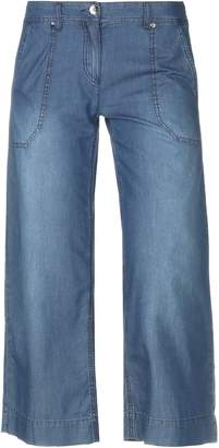 Laurèl Denim capris