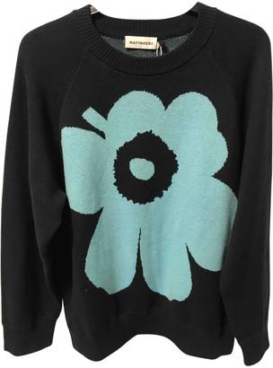Marimekko Blue Cotton Knitwear