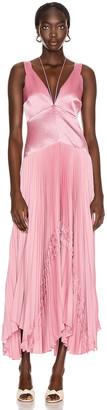 Alexis Bellona Dress in Violet | FWRD