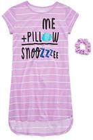Arizona Short Sleeve Nightshirt Girls