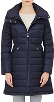 Moncler Women's Down-Quilted Flammette Coat