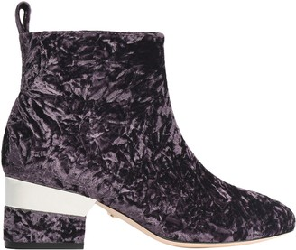 Isa Tapia Ankle boots