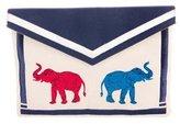 Tanya Taylor Multicolor Elephant Clutch