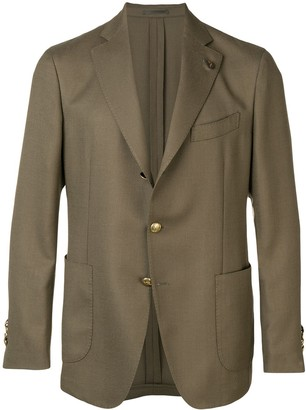 Gabriele Pasini Single Breasted Blazer
