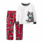 Carter's Boys Long Sleeve Pant Pajama Set-Preschool