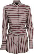 Victoria Beckham Striped Shirt
