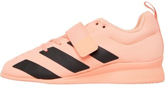 adidas Womens ADIPOWER Weightlifting Shoes Glow Pink/Core Black/Glow Pink
