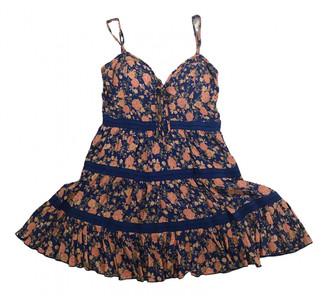 Tularosa Blue Dress for Women