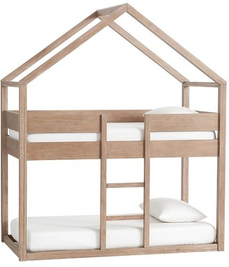 Pottery Barn Kids Camden House Bunk Bed