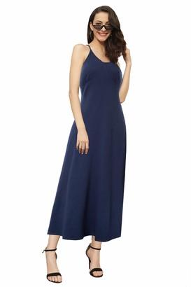 Private Label Womens Plain Beach Dresses Pleated Shirt Dress Halter V Neck Skirt 23-2 XL