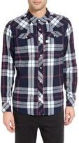 G Star Men's 'Tacoma' Extra Slim Fit Plaid Flannel Shirt