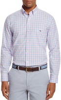 Vineyard Vines Saddle Bay Plaid Tucker Classic Fit Button-Down Shirt