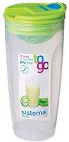 Sistema To Go Shaker, Green, 700 ml