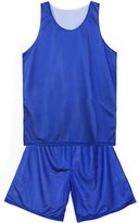 TOPTIE Mesh Basketball Jersey and Shorts, For Adult - S-2