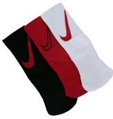 Nike 3 Pack Youth Crew Socks