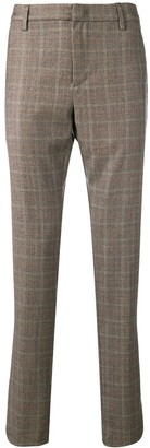 Dondup Tailored Checked Trousers