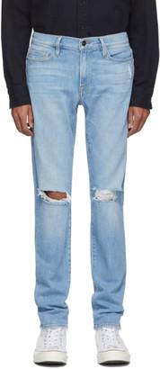 Frame Blue LHomme Skinny Jeans