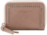 Liebeskind Berlin Wiona Studded Mini Leather Card Wallet