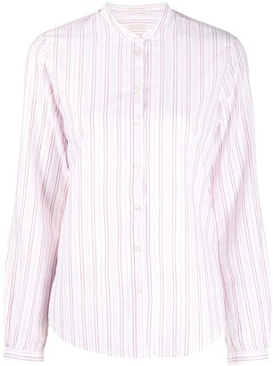 Massimo Alba Syrma striped shirt
