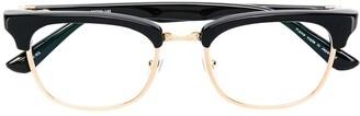 Matsuda Wayfarer Glasses