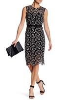 Cynthia Rowley Sleeveless Lace Dress