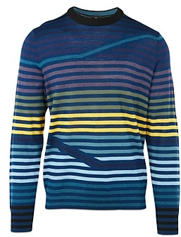 Paul Smith Merino Wool Crewneck Sweater