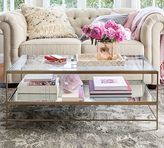 Pottery Barn Leona Coffee Table
