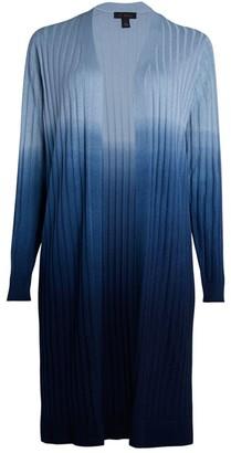 Saks Fifth Avenue Dip-Dye Silk Blend Cardigan