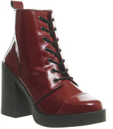 Office Live Wire Lace Up Boots