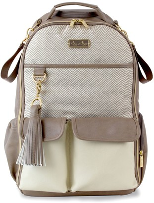 Itzy Ritzy Boss Backpack Diaper Bag