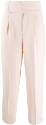 P.A.R.O.S.H. Pirates high-waisted trousers