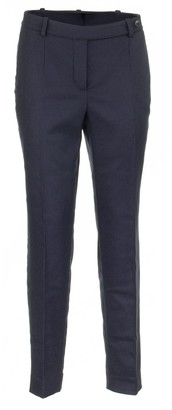 Loro Piana Jari Pants In Cashmere And Silk Trouser