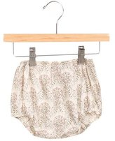 Bonpoint Girls' Floral Print Bloomers