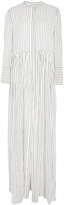 Brock Collection Cotton Stripe Disco Dress