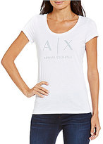 Armani Exchange Classic Short Sleeve Tee