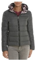 Invicta Women's Grey Polyamide Down Jacket.