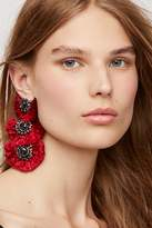Nakamol Falls Bloom Statement Earrings by at Free People