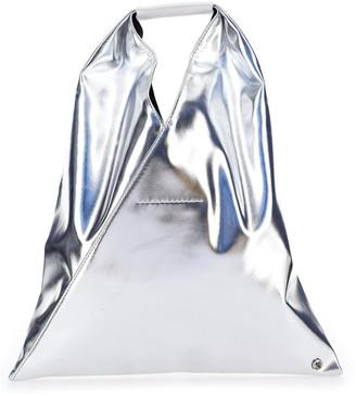 MM6 MAISON MARGIELA Japanese Small Metallic Bag
