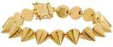 Eddie Borgo Small 17 Cone Bracelet